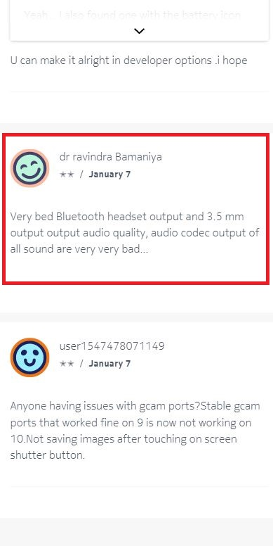 nokia 6.1 plus audio issue