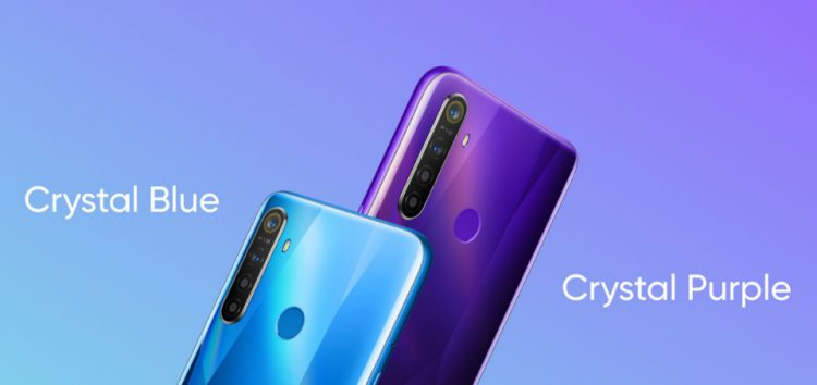 Realme 5/5s finally get December security patch via January 2020 update (Download link inside)