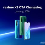 Indian Realme X2 January 2020 update brings December patch, dark mode quick toggle & more (Download link inside)