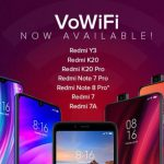 Seven new Xiaomi phones now officially support VoWiFi, Redmi Note 8 Pro WiFi Calling limited to Jio