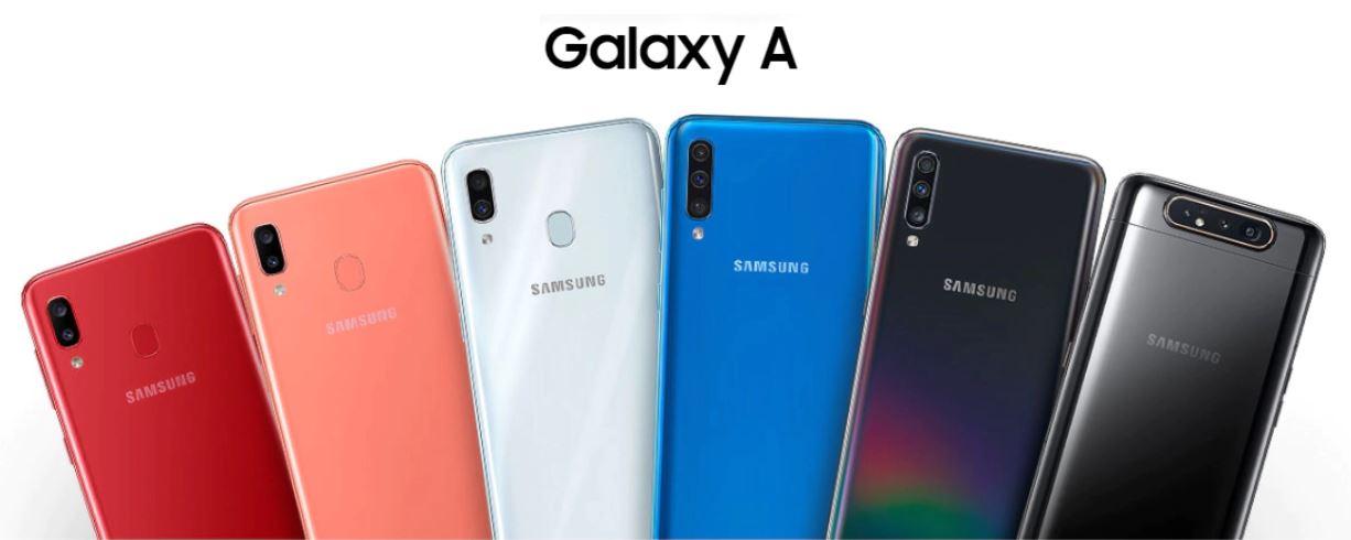 Samsung Galaxy A20s, A50s & A70 start receiving January 2020 security update