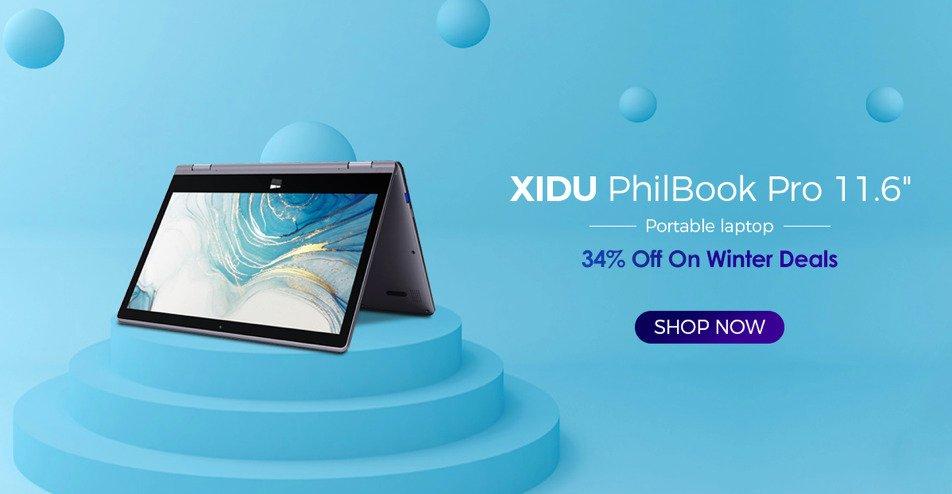 xidu_philbook_pro_winter_deals