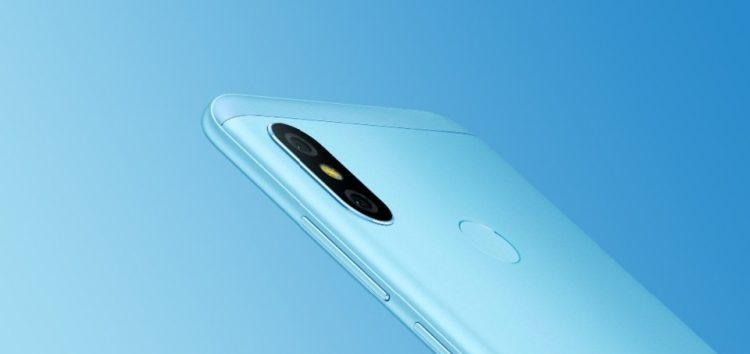 Xiaomi Mi A2 Lite Android 10-based August security update rolling out (Download link inside)