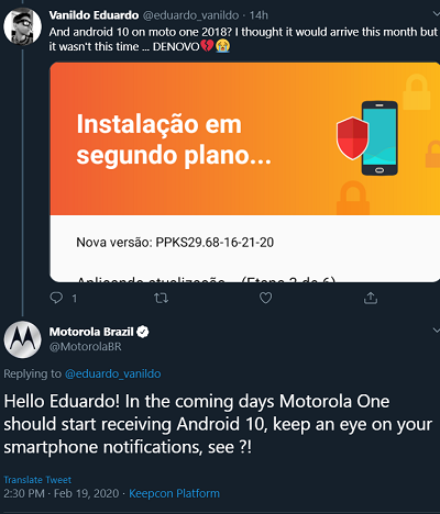 Motorola-One-Android-10-update