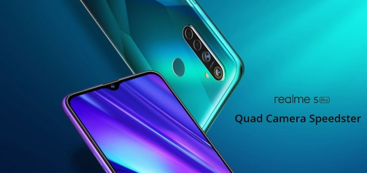 Realme 5 Pro VoWiFi update should arrive separately before Realme UI (Android 10) roll out, support suggests