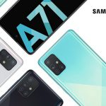Samsung Galaxy A71 first update arrives while Galaxy A80 gets January 2020 security patch