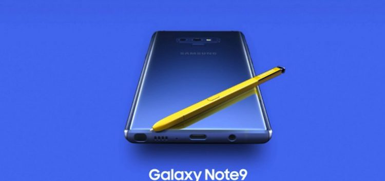 Samsung S-Pen Pentastic app coming to Galaxy Note 9 units on One UI 2.1; AI Gallery Zoom for upscaling images wider rollout confirmed