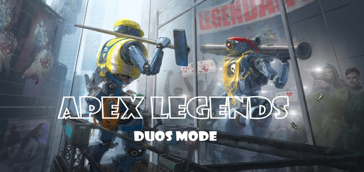 Apex legends Duos mode will be back this Valentine's day!