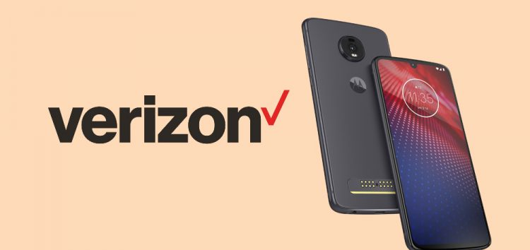 Verizon Moto Z4 Android 10 update looks far as phone gets new OTA