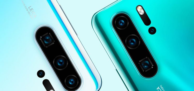 [Live in New Zealand] Huawei P30 / P30 Pro EMUI 10 (Android 10) update goes live in UK on unlocked & Three units