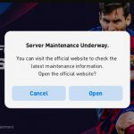 [Playable now] PES 2020 regular maintenance extended while latest version brings new camera angles and more