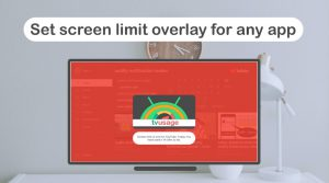 set screen limit
