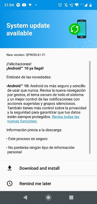 Android-10-update-for-Moto-G7-Plus-in-Latin-America
