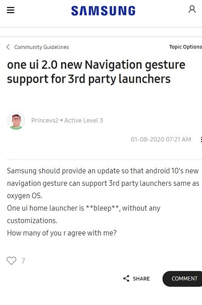 One-UI-2.5-to-add-Android-10-gestures-in-3rd-party-launchers