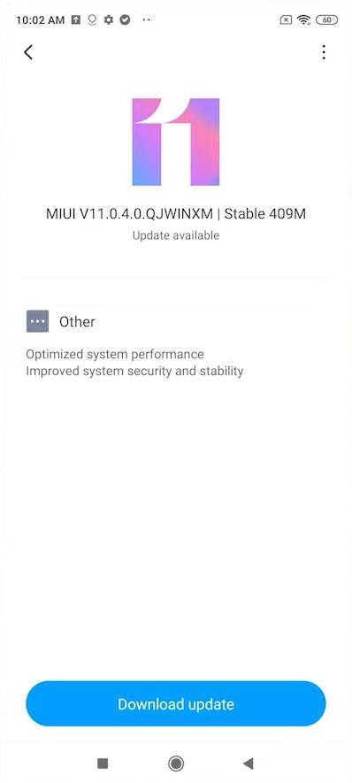 Redmi Note 9 Pro widevine L1