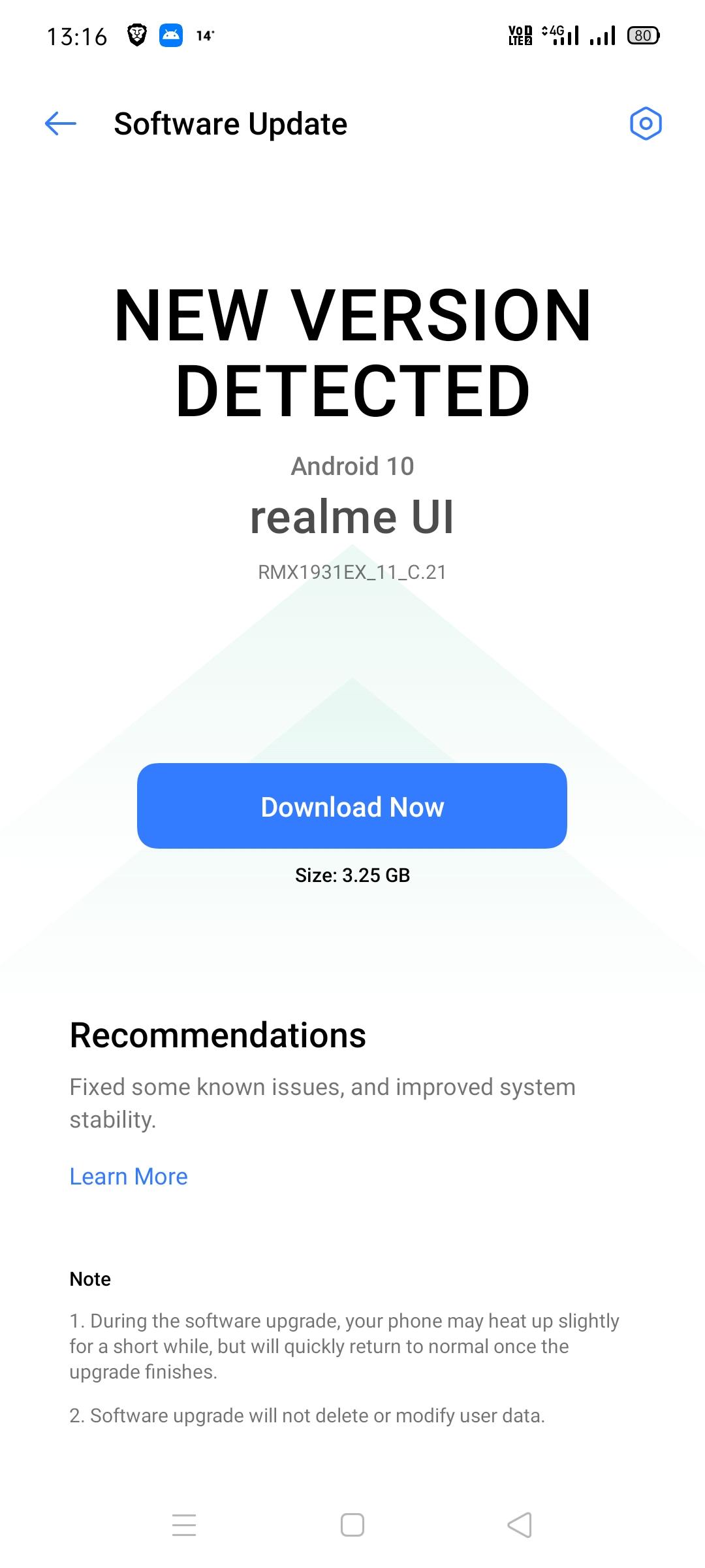 Realme X2Pro-RealmeUI-Beta2-image1