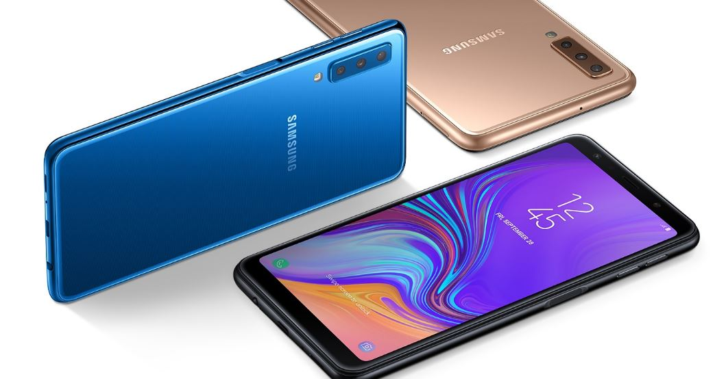 [Live in Japan] Samsung Galaxy A7 (2018) Android 10/One UI 2.0 update rolling out in India along with March security patch