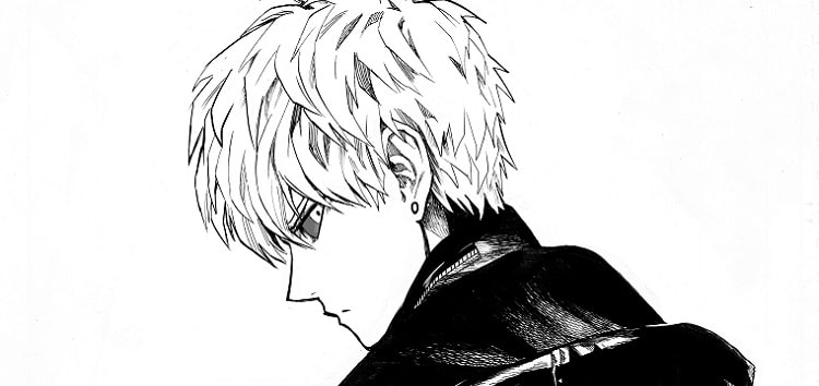 Yusuke Murata shares new Genos artwork from One-Punch Man