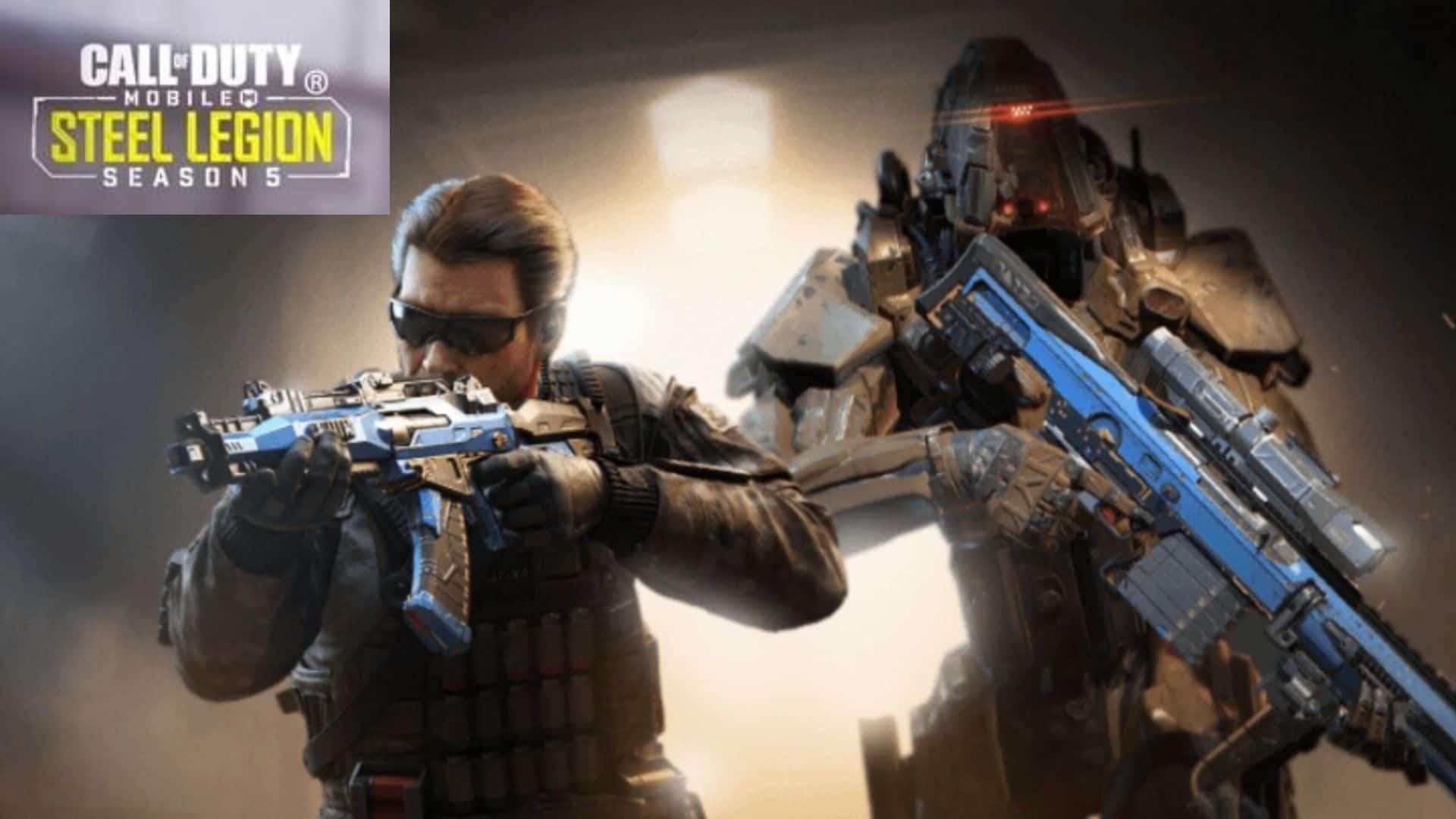 Call Of Duty Cod Mobile Season 5 Update Battle Pass Tiers Rewards New Weapons Meltdown Map Piunikaweb
