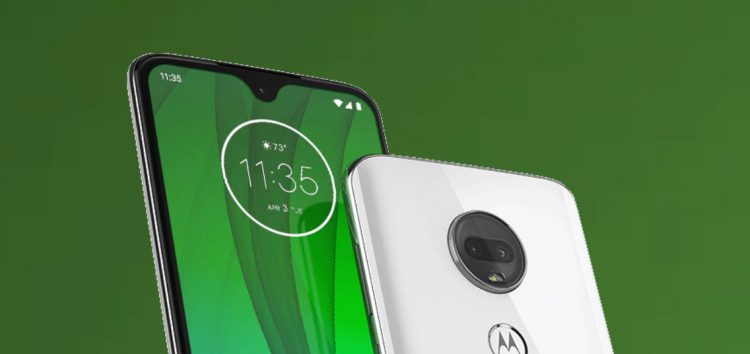 Motorola Moto G7 Android 10 update close as kernel source goes live; Moto G Power kernel source code goes live
