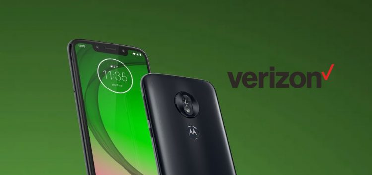 Verizon Motorola Moto G7 Play Android 10 update seems distant as phone gets February security patch