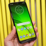 Motorola Moto G7 Power Android 10 update rolling out in India