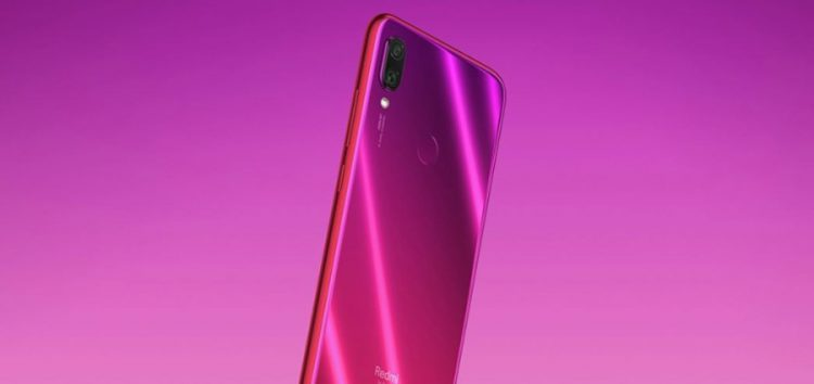 [Updated] Redmi Note 7 Android 10 update could release before MIUI 12 begins rolling out