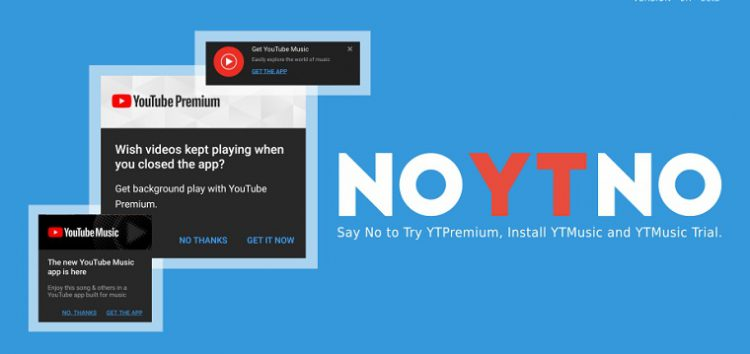 Say no to annoying YouTube Premium notices with this jailbreak tweak