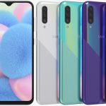 [Live in Chile] Samsung Galaxy A30s Android 10 (One UI 2.0) update hitting devices