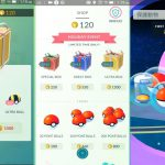 Pokemon Go : Shop completely empty & In-App purchase Network error message issue troubling Samsung owners