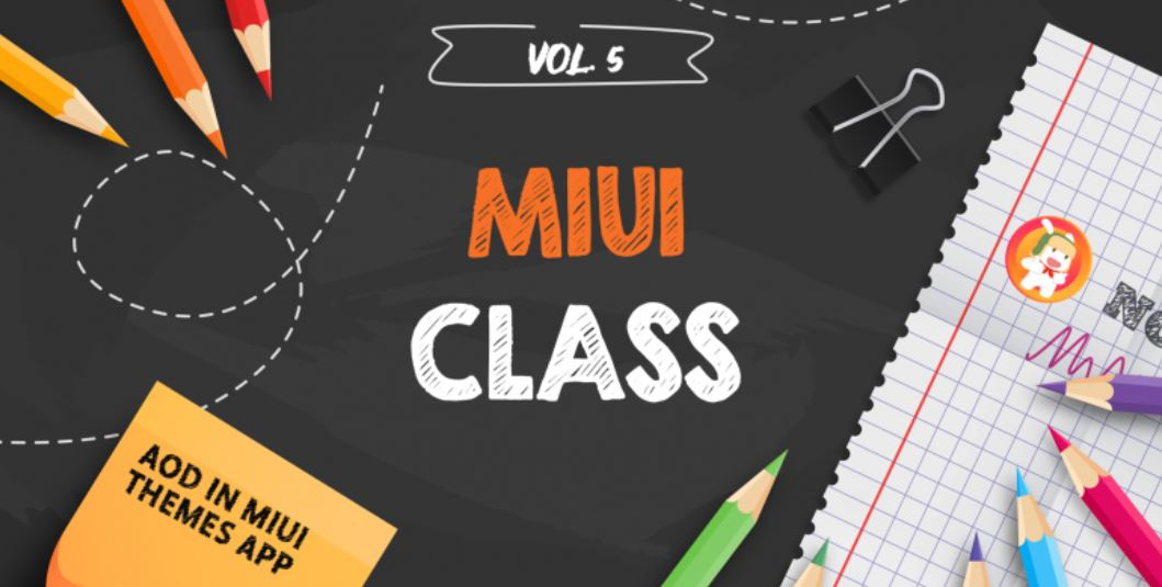 Xiaomi MIUI Themes app gets Always-on Display (AOD) feature