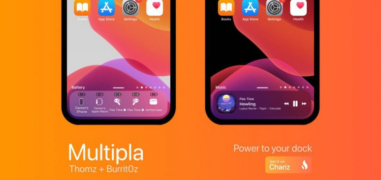 [New Release] Meet Multipla, another jailbreak tweak that brings multiple docks to your iPhone