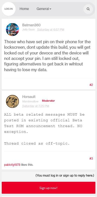 open beta 12 error