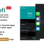 Say hello to Rofi, a new jailbreak tweak that offers a quick access dock for iOS devices