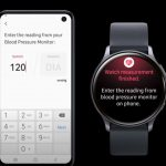 Samsung Galaxy Watch devices get updated with blood pressure monitoring app