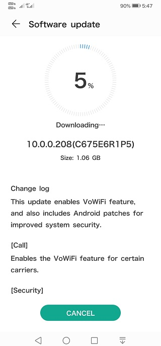 Mate-20-Pro-VoWiFi-calling