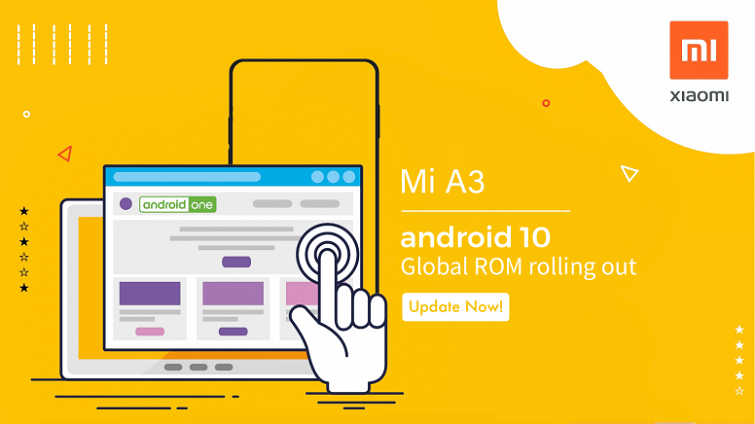 [100% release, including India] Xiaomi Mi A3 Android 10-based May update (v11.0.15.0) rolling out with fix for Camera Pro mode shutter speed bug