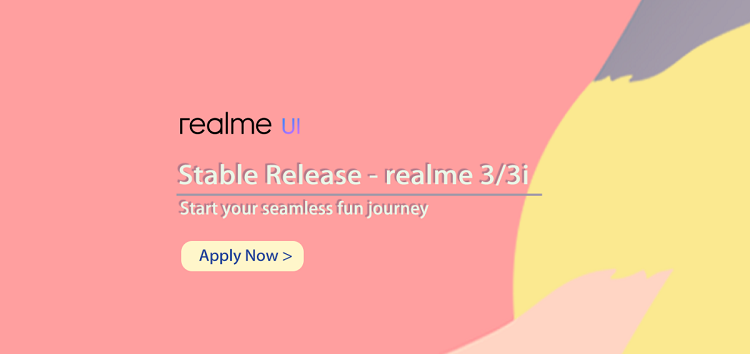[Download link available] Realme 3i & Realme 3 Android 10 (Realme UI 1.0) stable update application channel now open, apply to get it first