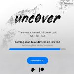 [Updated] Jailbreak tool unc0ver update (v5.0.0) with support for iOS 13.5 coming soon