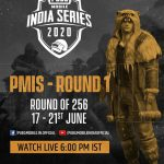 PUBG Mobile India Series 2020 (PMIS) - Round 1, Day 1 Results & Standings in Online Qualifiers