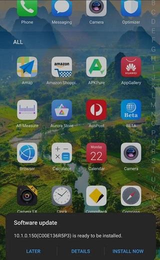 Huawei-Mate-30-Pro-5G-firmware-update