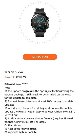Huawei-Watch-GT2-update.