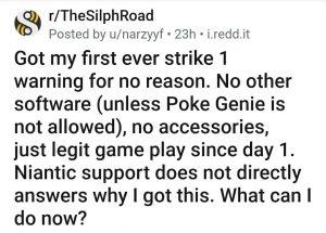Pokemon Go Ban Wave