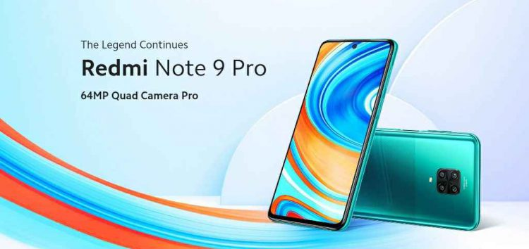 Here's alleged Android 11 release date for Xiaomi Redmi Note 9 Pro EU