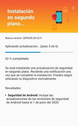 Motorola One June OTA