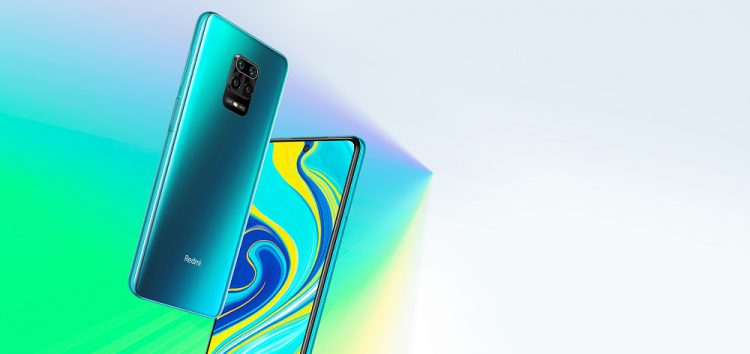 [Updated] Xiaomi Redmi Note 9 Pro MIUI 12 update rolling out in India, Redmi Note 9S next in line (Download link inside)