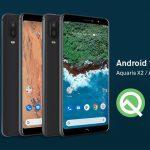 BQ Aquaris X2 & Aquaris X2 Pro Android 10 update rolls out