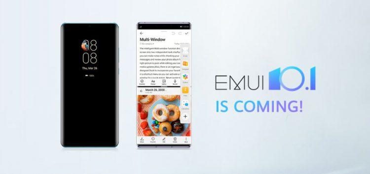 EMUI 10.1 and Magic UI 3.1 update schedule released for global Huawei & Honor Phone users
