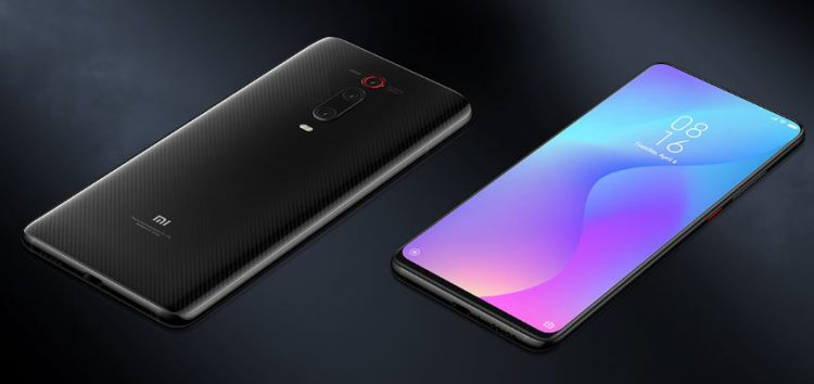Xiaomi Mi 9T MIUI 12 notification shade bug has been reported, fix expected in upcoming update