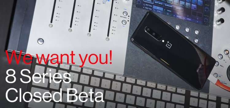 OnePlus 8 & OnePlus 8 Pro OxygenOS closed beta is here, testers invited